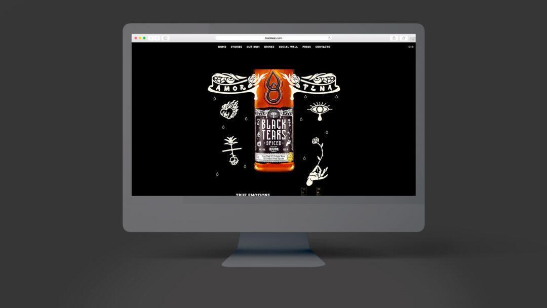 Black Tears Website