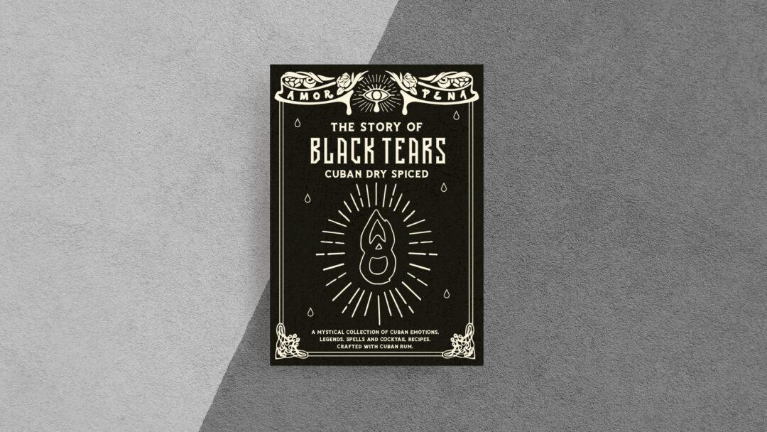 Black Tears Brand Book