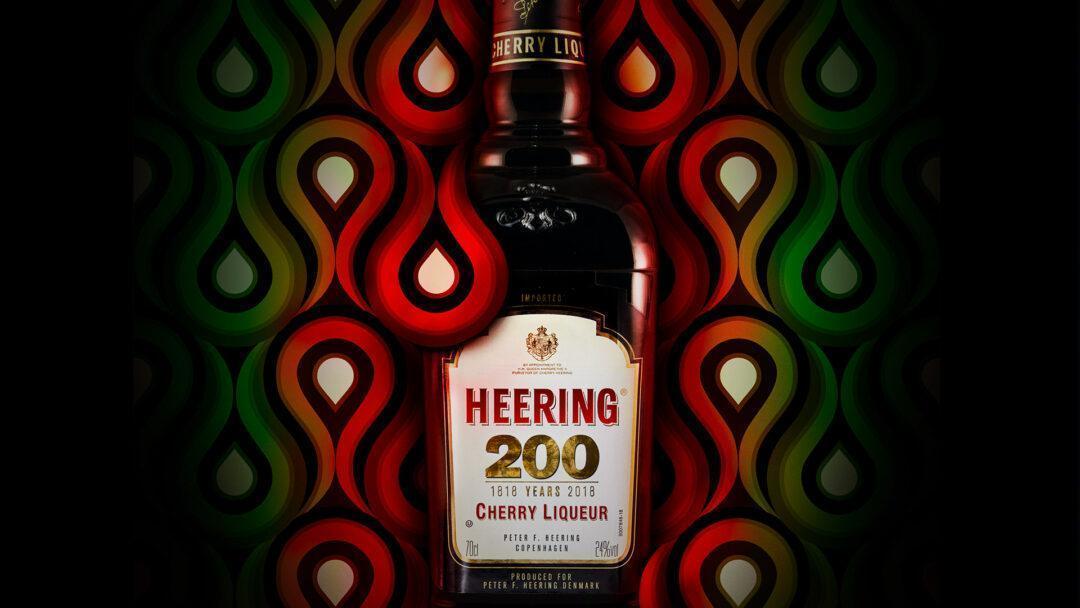 Peter F Heering Cherry Liqueur