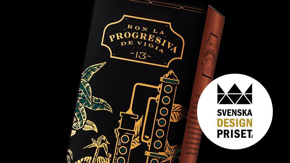 Ron La Progresiva – Svenska Designpriset